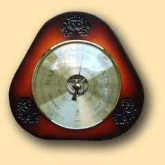 Leather Barometers